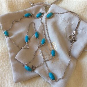 New Kendra Scott Kellie Necklace
